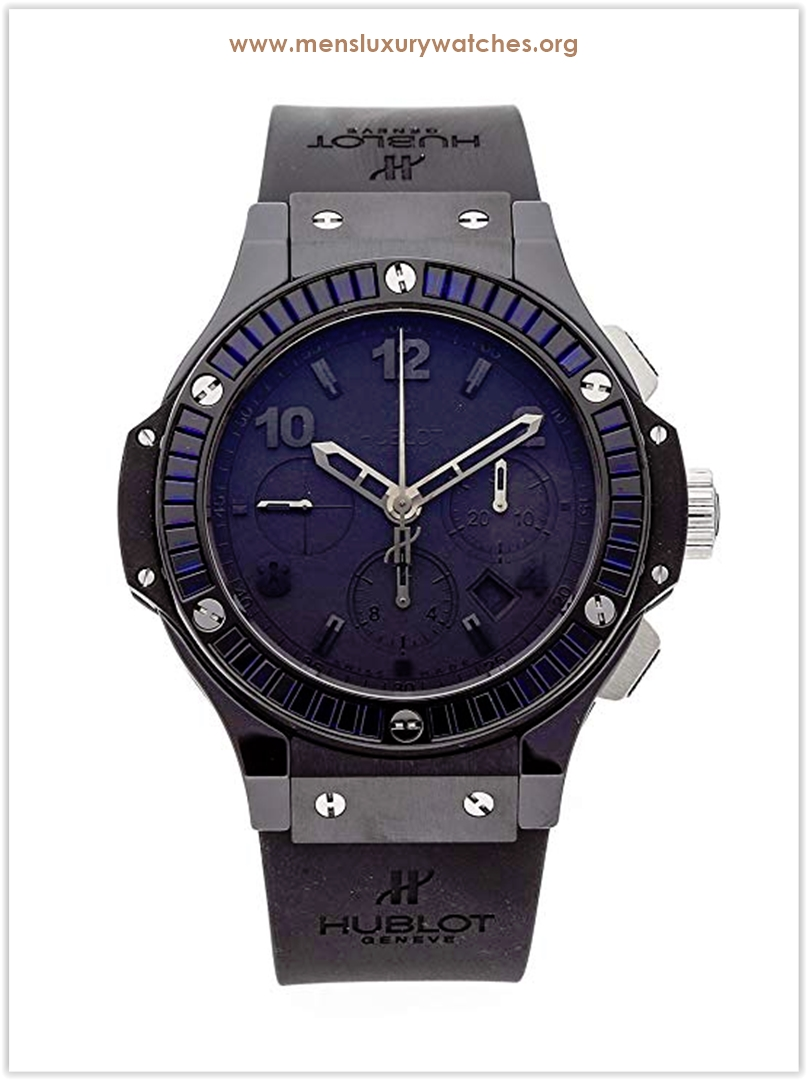 Hublot Big Bang Mechanical Black Dial Me