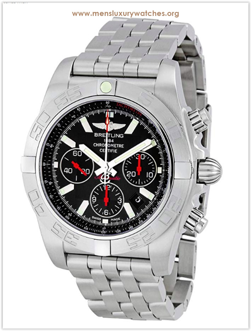 Breitling Chronomat Chronograph Men's Watch Price