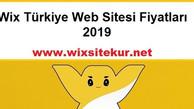 Wix Türkiye Web Sitesi Fiyatları