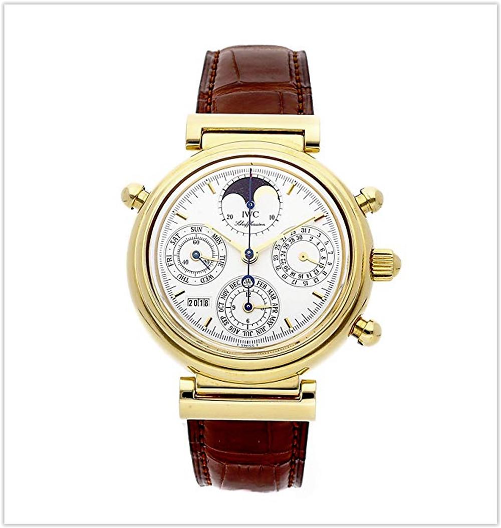 IWC Da Vinci Mechanical (Automatic) Silver Dial Men's Watch best price