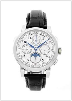 A. Lange Söhne Men's Watch