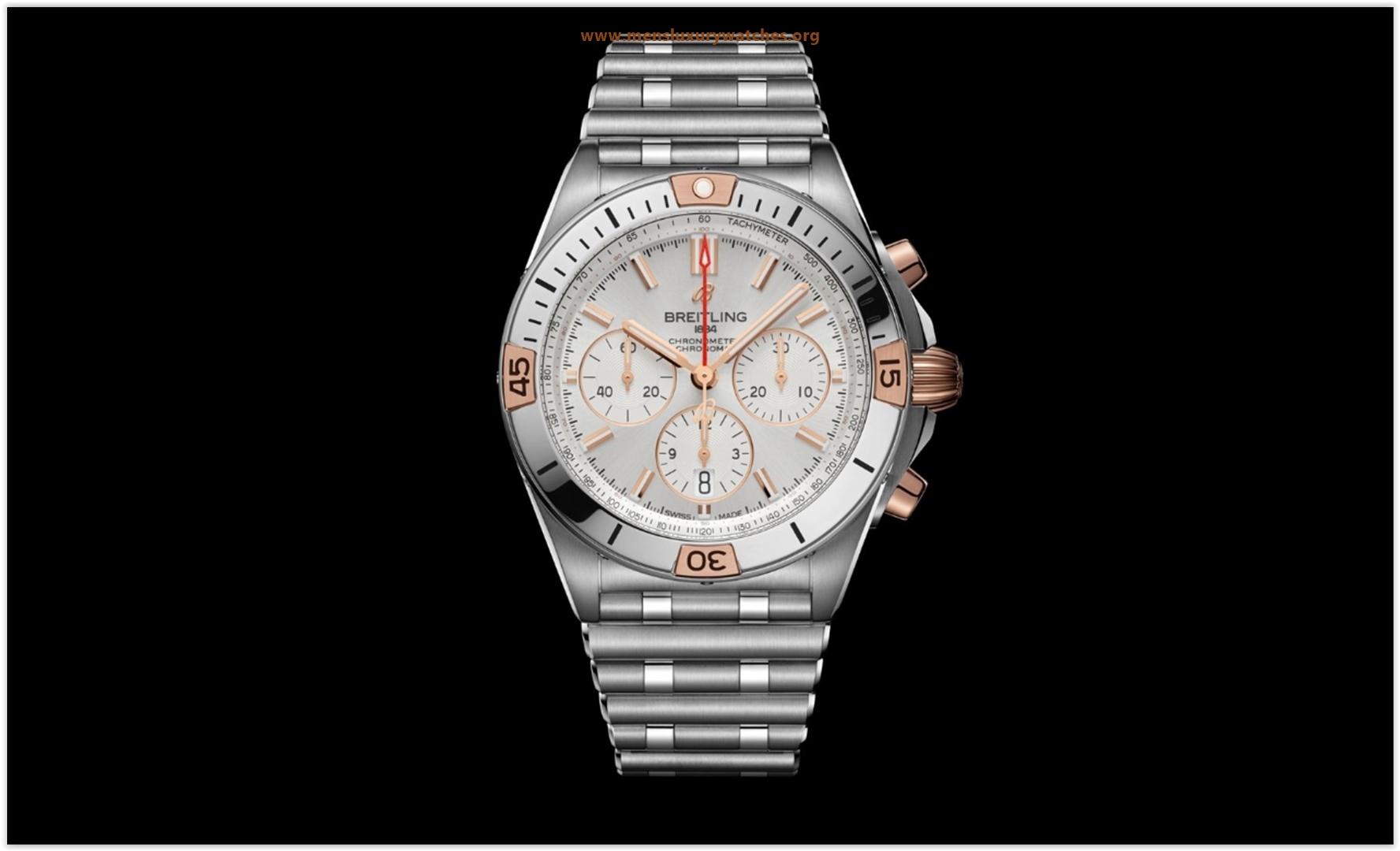 New Breitling Chronomat