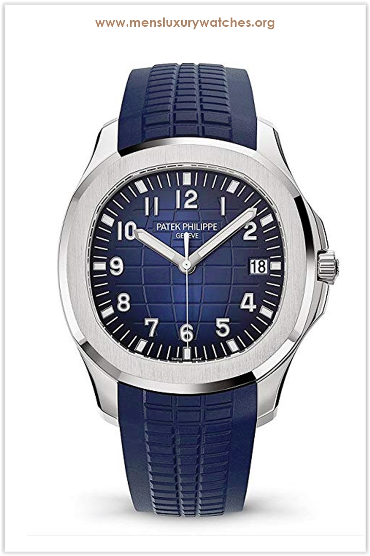 Patek Philippe Aquanaut Men's Watch 5168