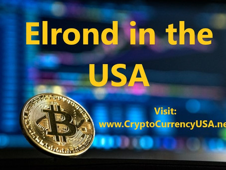 Elrond in the USA