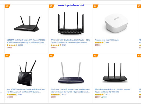 TP-Link Router review & 10 Best Router to buy