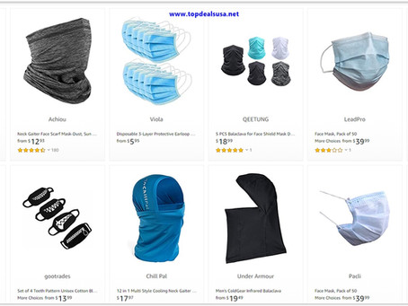 Best buy Protective Earloop Face Masks in the USA