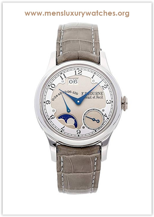 F.P. Journe Octa Mechanical Silver Dial Mens Watch Octa Divine (Certified Pre-Owned) The best price