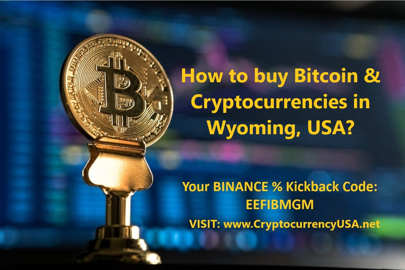 Buy Bitcoin (Crypto) in your Region and city in the USA - cover