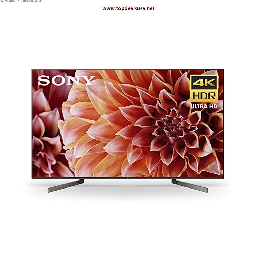 Sony XBR65X900F 65-Inch 4K Ultra HD Smart LED TV best buy