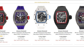 Top 8 Richard Mille Watches on Amazon for the new year 2020