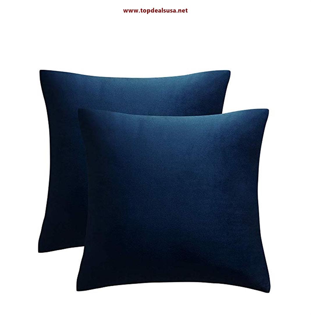 Velvet Decorative Throw Pillows Covers