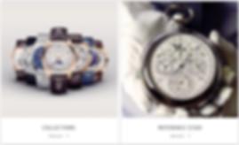 Vacheron Constantin Luxury Wrist Watches