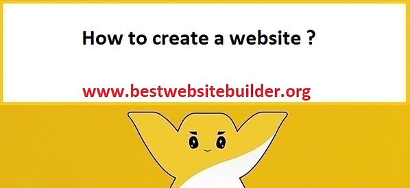 How to create a website ?