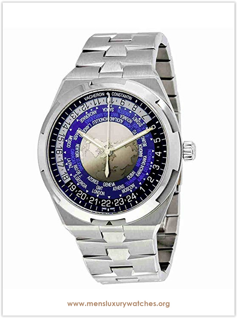 Vacheron Constantin Overseas World Time Automatic Men's Watch Price