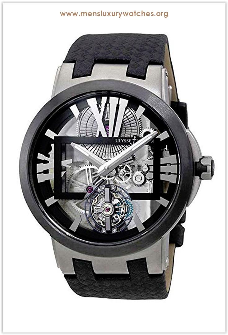Ulysse Nardin Executive Skeleton Tourbillon Tourbillon Men's Watch the best price