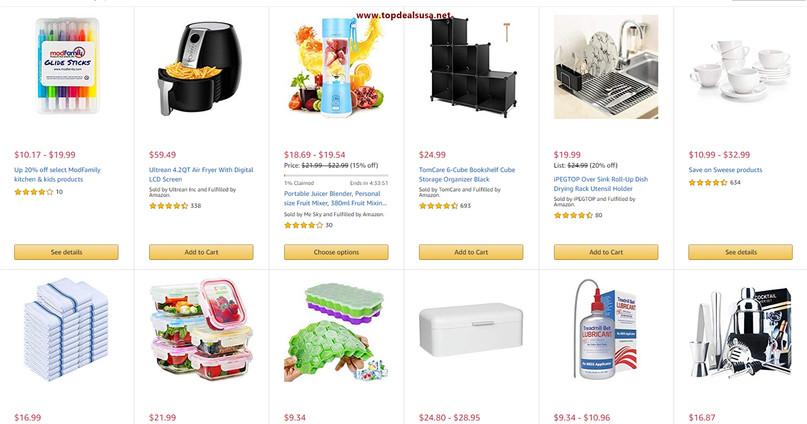 Home & Kitchen & Garden Deals
