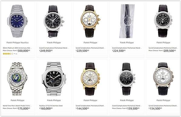 Discount Patek Philippe Watches