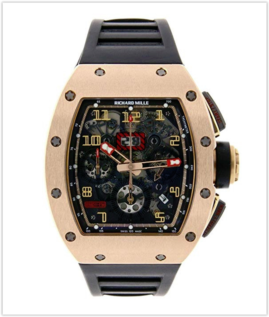 Richard Mille RM 011 Automatic-self-Wind Male Watch