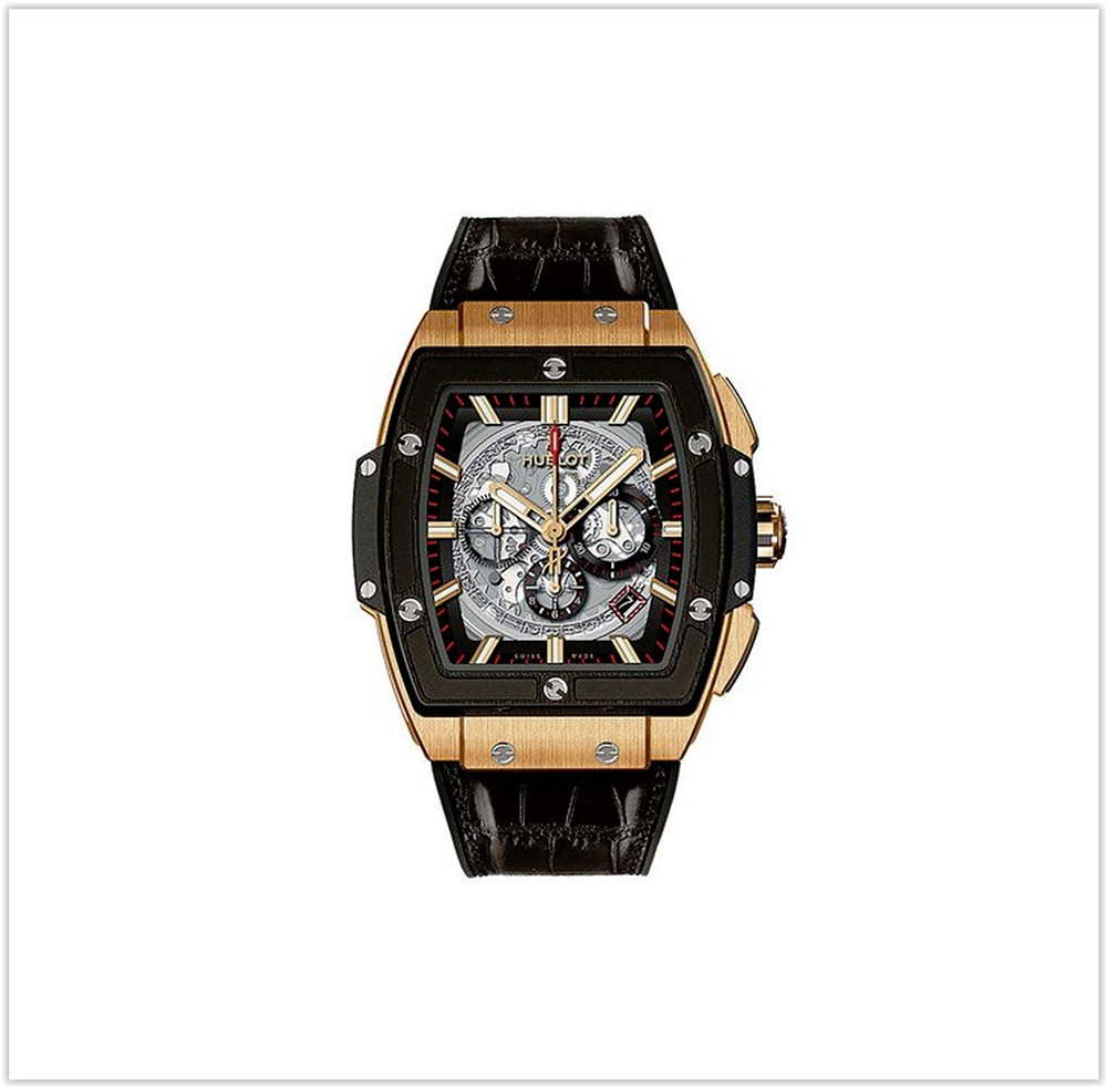 Hublot Spirit of Big Bang King Gold Ceramic Men's Watch buy online