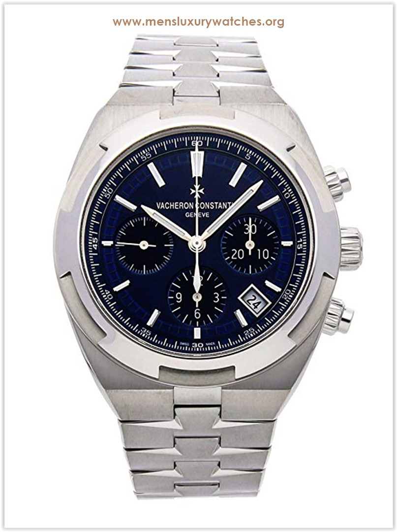 Vacheron Constantin Overseas Mechanical Blue Dial Men's Watch Price