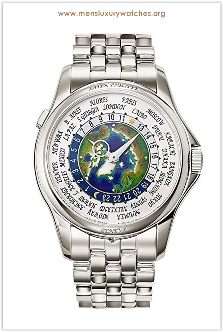 Patek Philippe World Time Men's Watch the best price