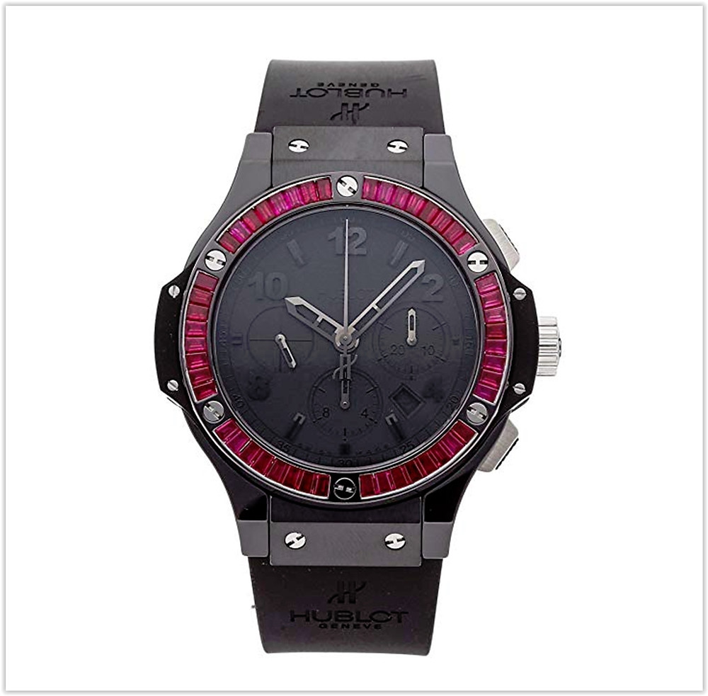Hublot Big Bang Mechanical Black Red Dial Men's Watch buy online