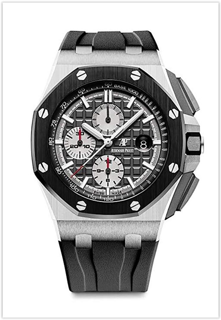 Audemars Piguet AP Royal Oak Offshore Novelty 44mm Titanium Ceramic Bezel Men's Watch price