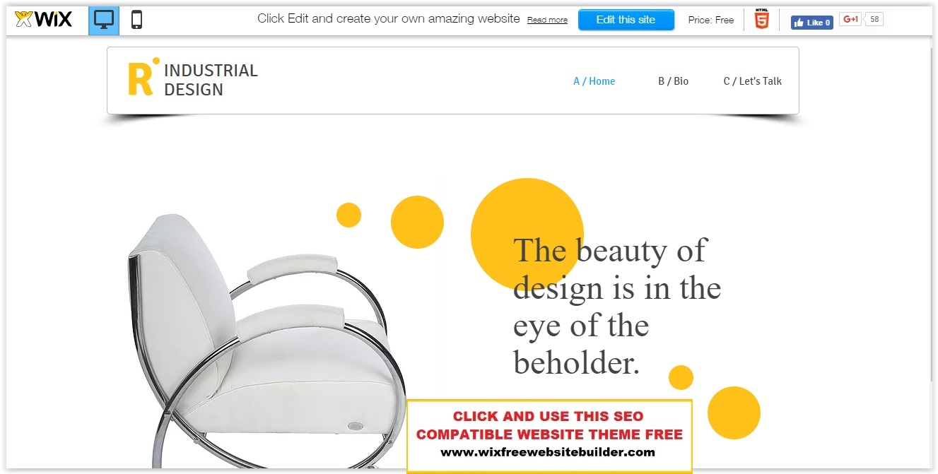 free website templates (268)
