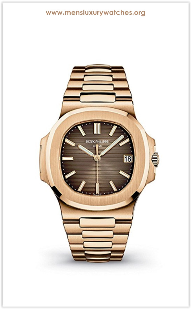 Patek Philippe Nautilus Men's Watch 57111R-001 the best price