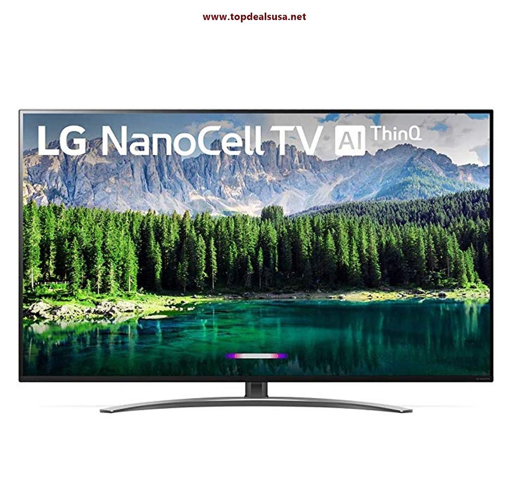 LG 55SM8600PUA 55 4K HDR Smart LED NanoCell TV best buy