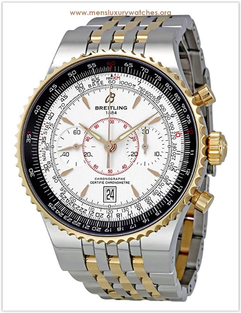 Breitling Montbrillant Legende Chronograph Men's Watch Price