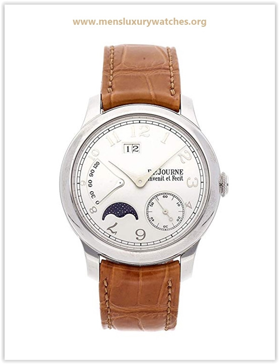 F.P. Journe Octa Mechanical (Automatic) Silver Dial Mens Watch Octa Price May 2019