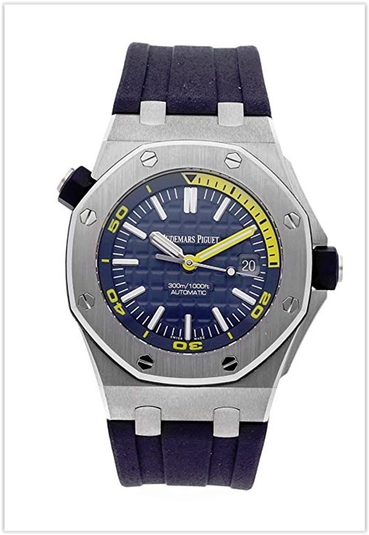 Audemars Piguet Royal Oak Offshore Mechanical (Automatic) Blue Dial Men's Watch Price
