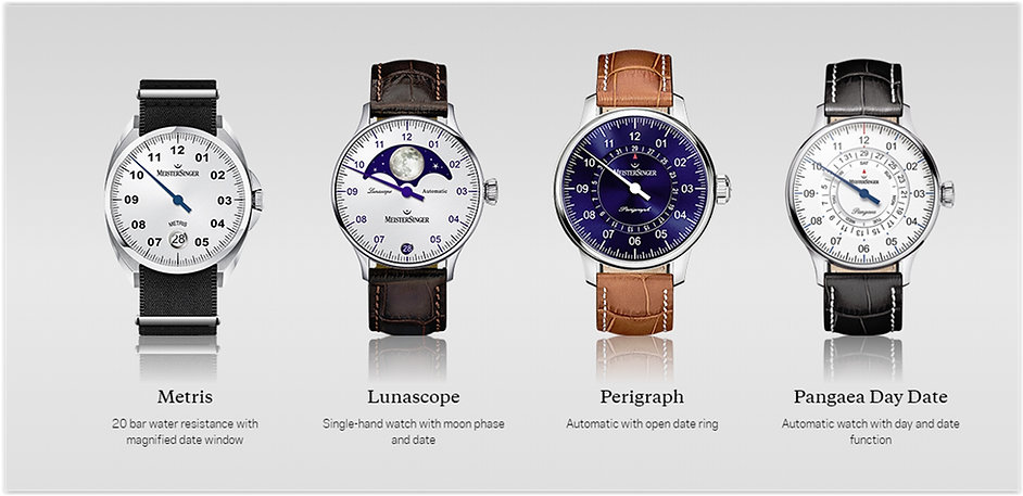 The Meistersinger Online Watch Store
