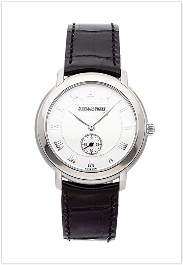 Audemars Piguet Jules Audemars Mechanical (Hand-Winding) Silver Dial Men's Watch Price