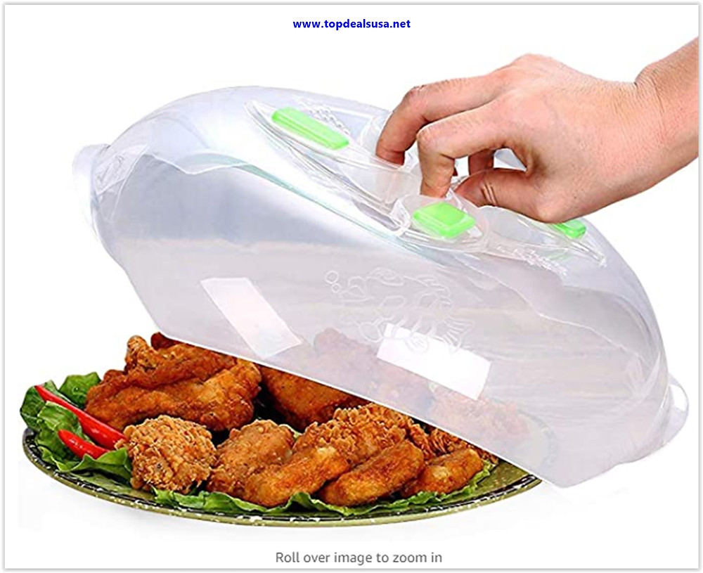 Microwave Plate Cover Review