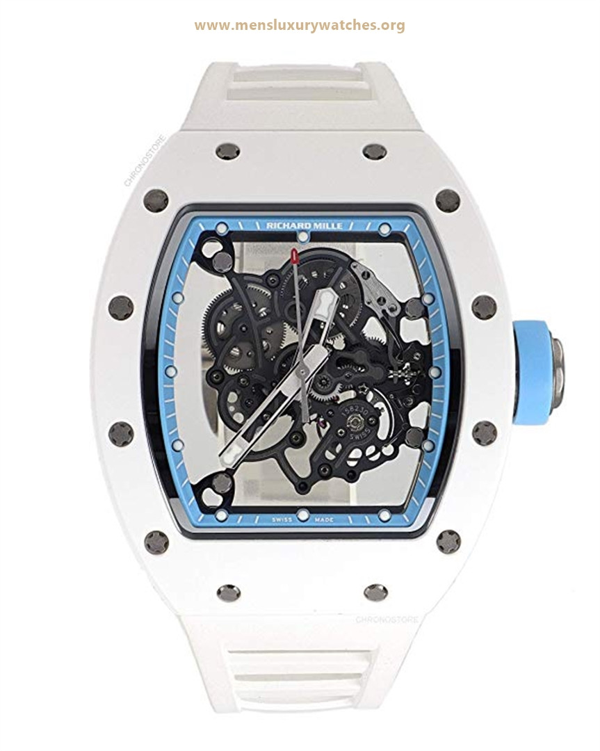 Richard Mille RM 055 Mechanical-Hand-Wind Men's Watch RM055 price
