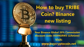 How to buy TRIBE Coin? Binance new listing