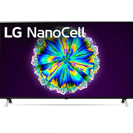 LG 55NANO85UNA Alexa Built-In NanoCell 85 Series 55 4K Smart UHD NanoCell TV (2020)