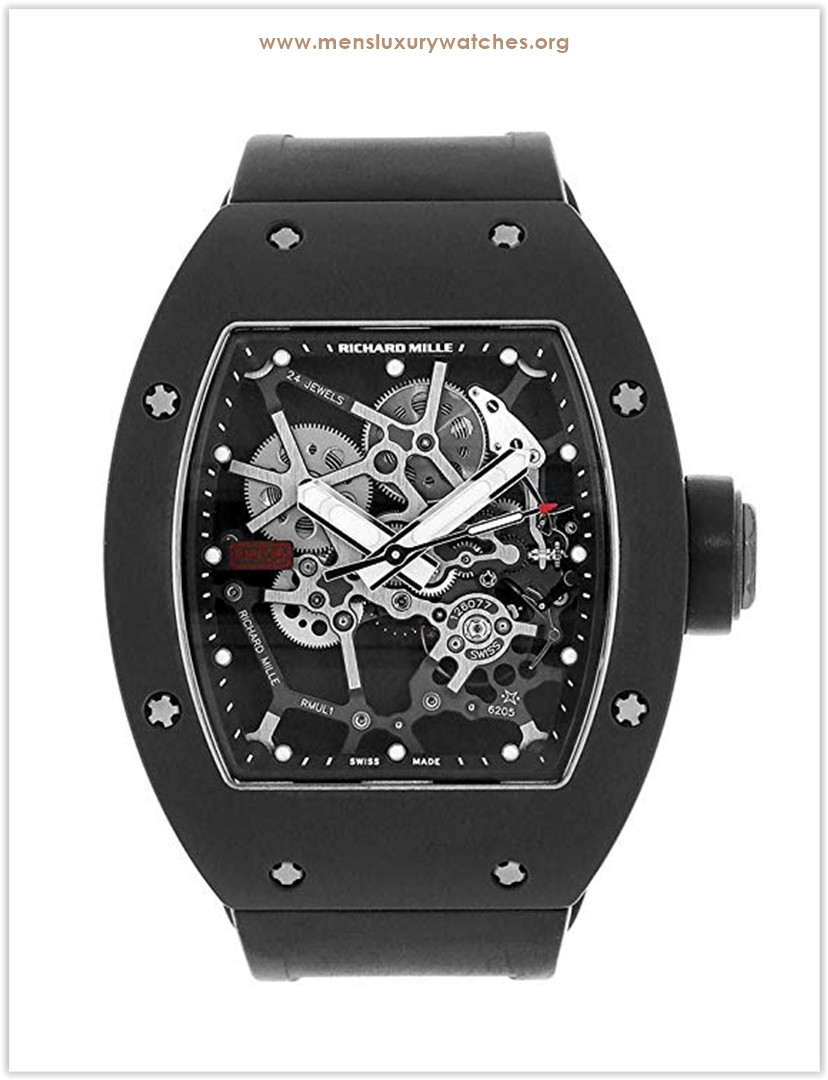 Richard Mille Rafael Nadal Chronofiable Baby Nadal Watch RM035