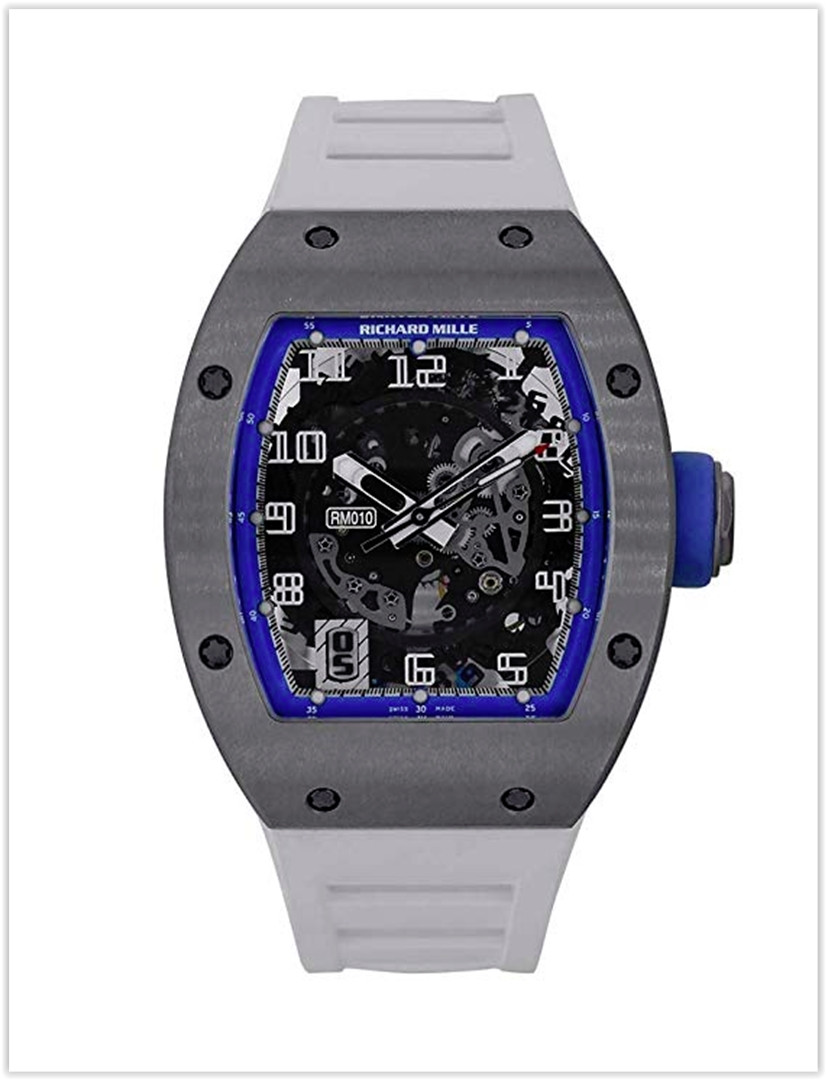 Richard Mille Titanium RM010 TI America Limited Edition 30pcs Men's Watch Price