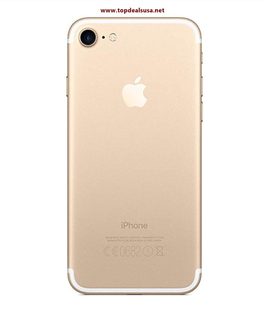 Simple Mobile Prepaid - Apple iPhone 7 (32GB) - Gold best buy