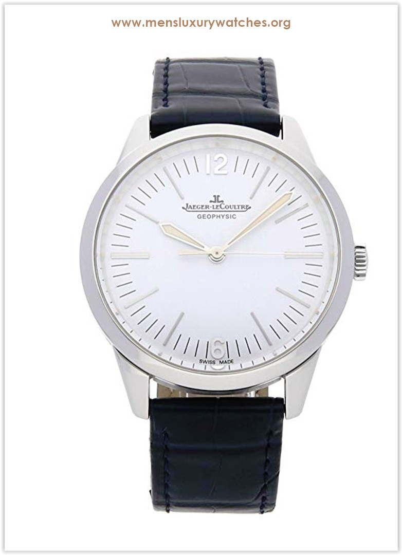Jaeger-LeCoultre Geophysic Mechanical (Automatic) White Dial Men's Watch Price
