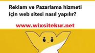 Reklam ve Pazarlama hizmeti için web sitesi nasıl yapılır?