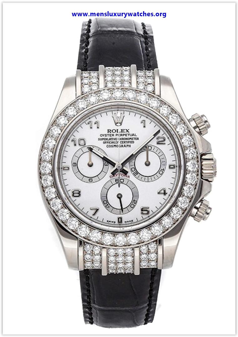 Best buy Rolex Daytona Mechanical (Automatic) White Dial Men's Watch
