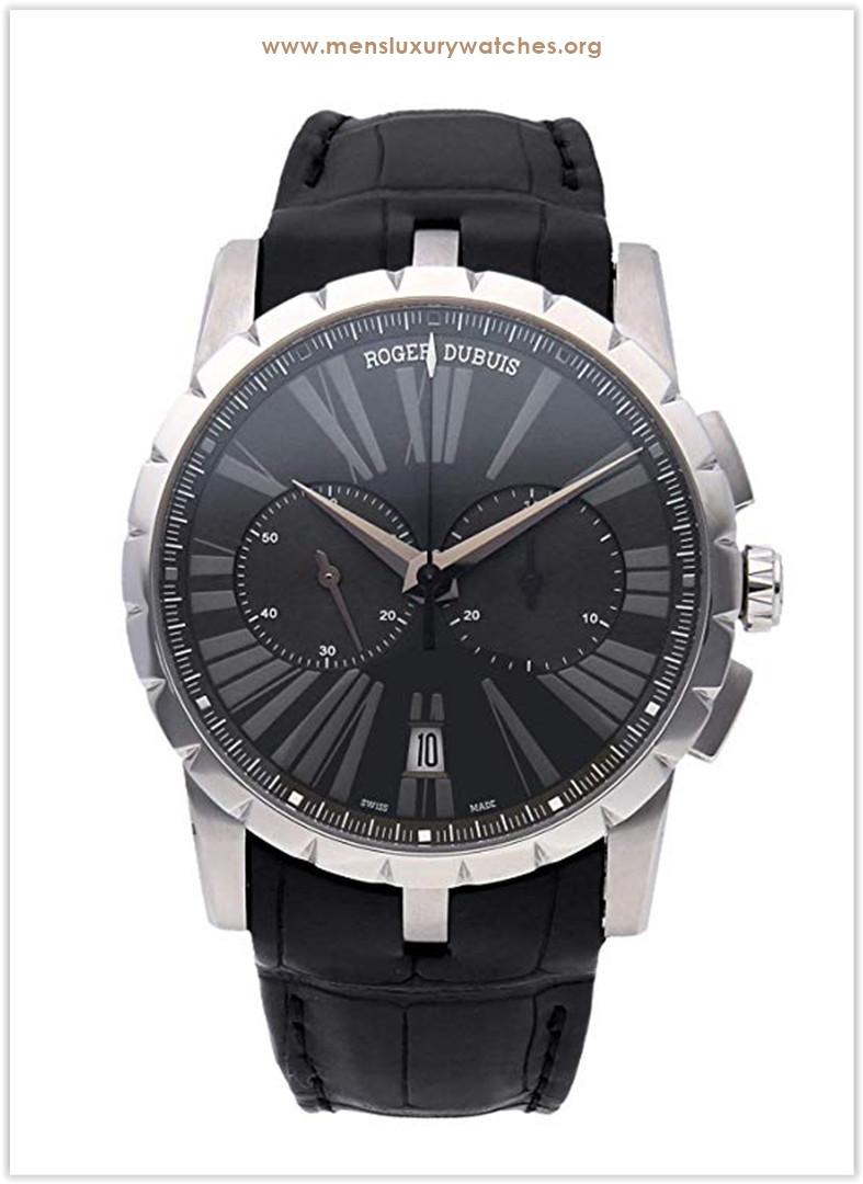 Roger Dubuis Excalibur Mechanical (Automatic) Grey Dial Men's Watch