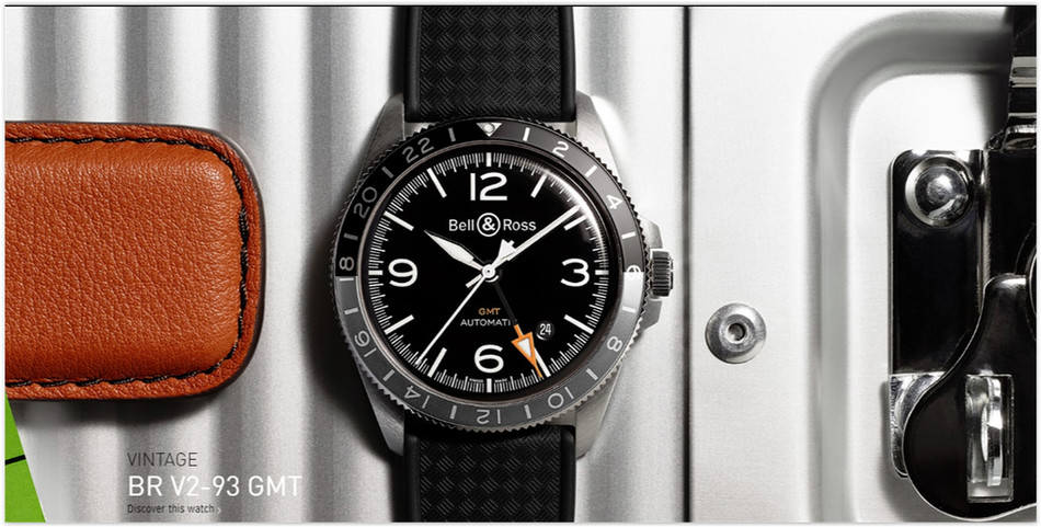 The Bell & Ross Online Store