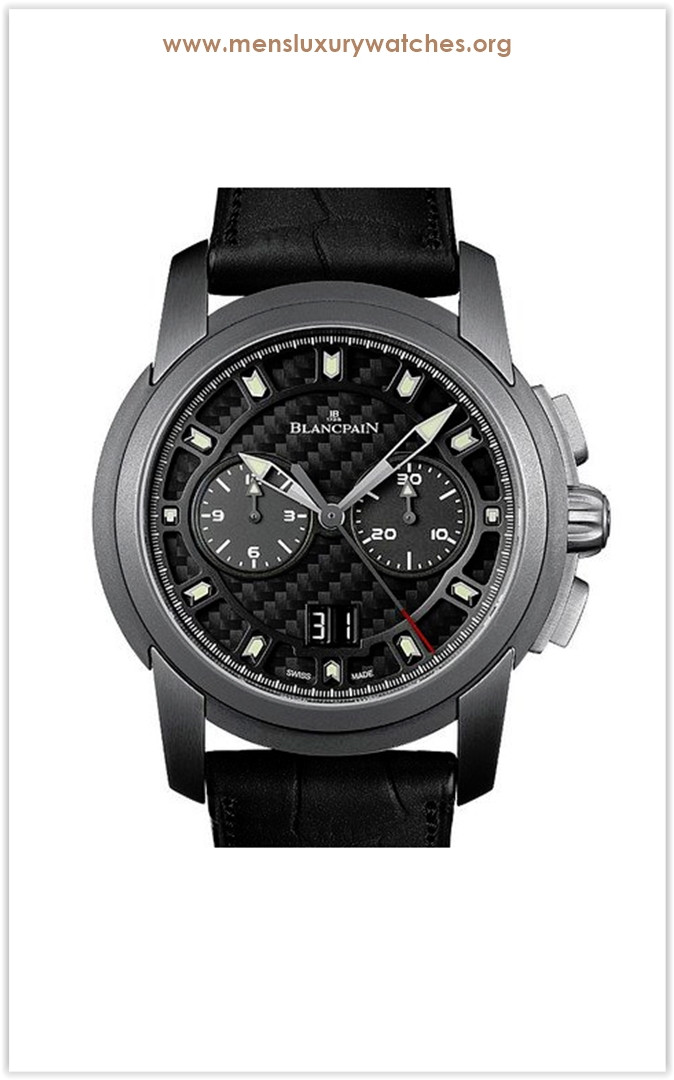 Blancpain L-Evolution Chronograph Large Date Men's Watch Price