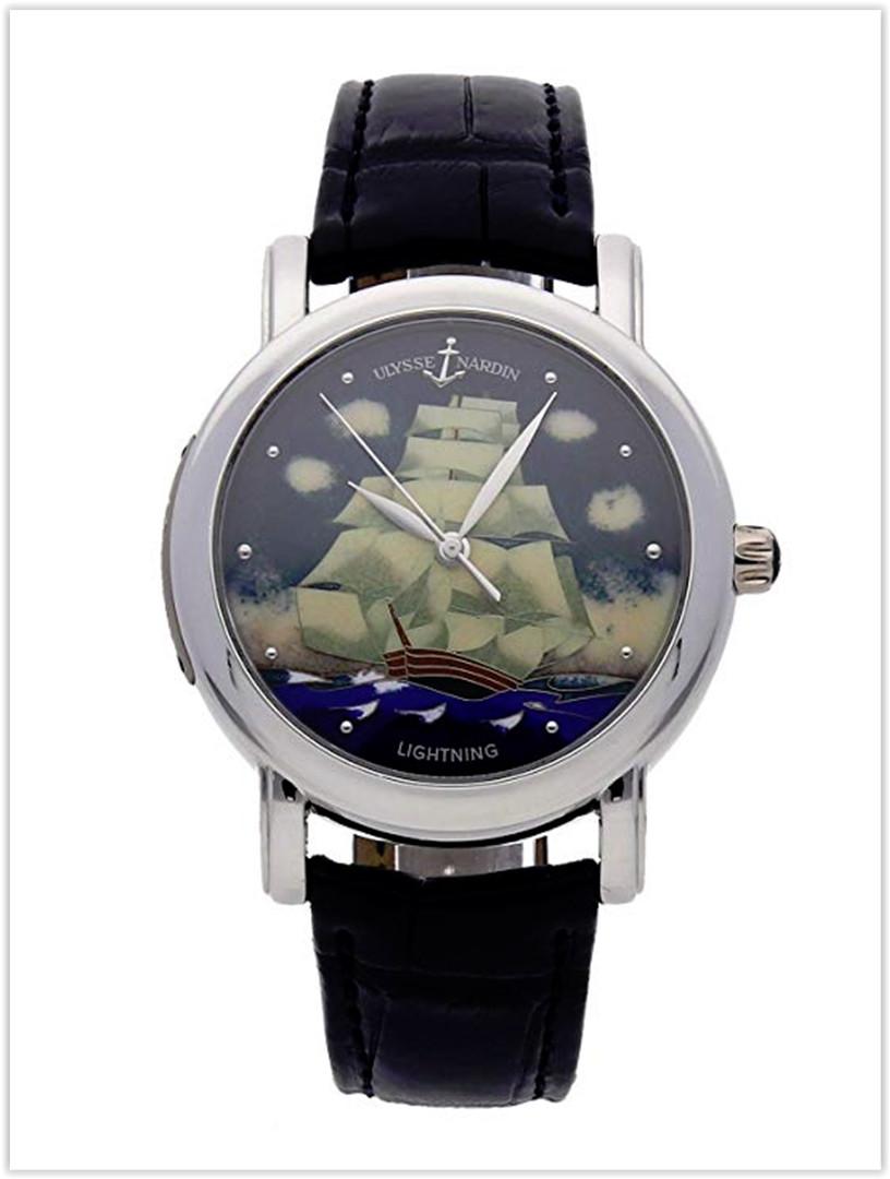 Ulysse Nardin San Marco Mechanical Blue Dial Men's Watch price