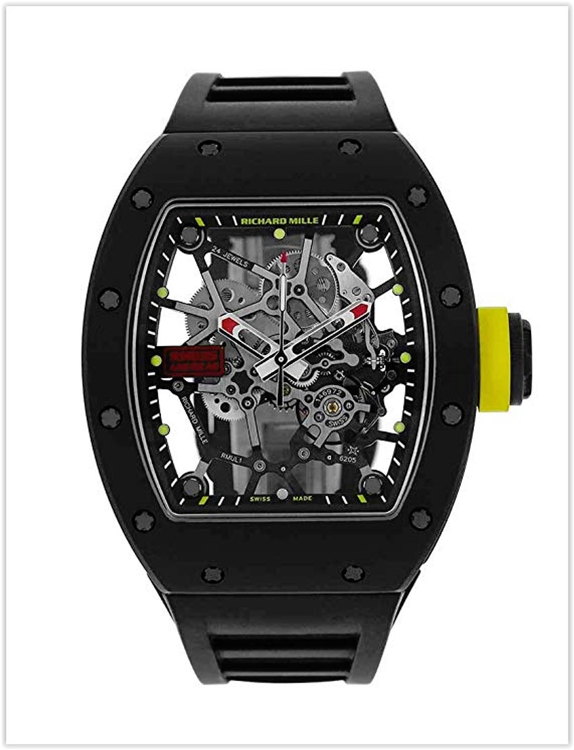 Richard Mille RM 035 Mechanical-Hand-Wind Men's Watch RM035 Price